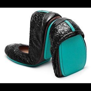 Tieks by Gavrieli Obsidian Black Size 8